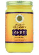 Ancient Organics Ghee