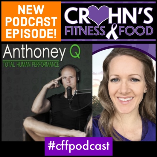 TheLab Strength podcast, Anthoney Q interviews Stephanie Gish